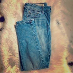 Anthropologie Pilcro & the Letterpress Jeans 28P